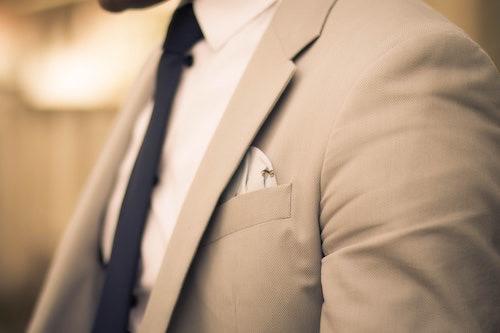 男性スーツ